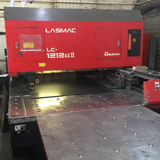 Станок АmadaLC-1212 AlphaII для лазерной резки