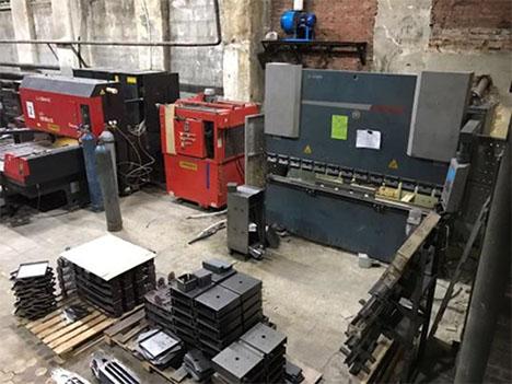 Пресс для гибки листового металла DURMAE 2590
