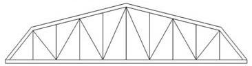 Изготовление полигональных металлических ферм